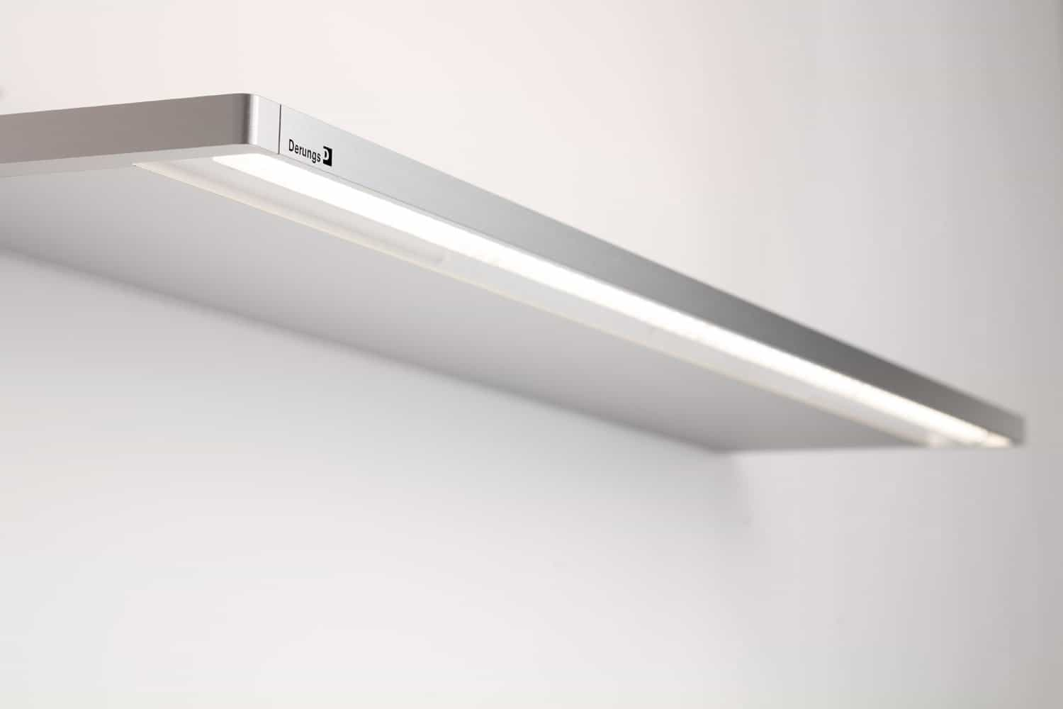Zera Bed Wall Mounted Luminaire Synergy Medical Systems