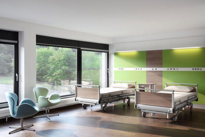 Schyns Q 100 Integrative Horizontal furniture supply unit