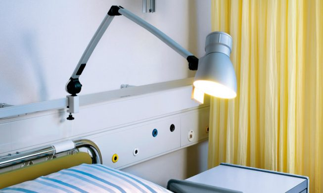 Derungs Medicool Care and Reading Luminaire/Light