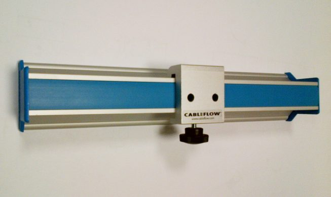 Cableflow Medical Wall Rail