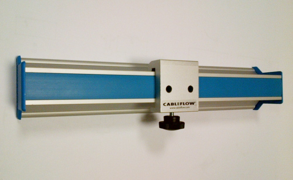 Cableflow Medical Equipment Rail Synergy Medical Systems