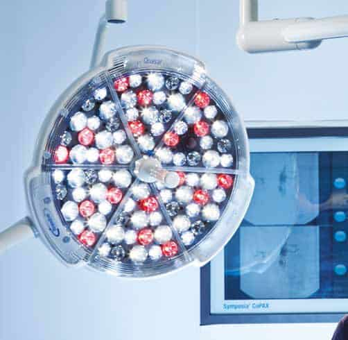 Brandon Medical Quasar eLite Operating Light