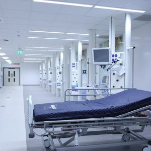 Belfast City Hospital ICU