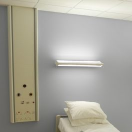 Cableflow Wave Bedhead Luminaire