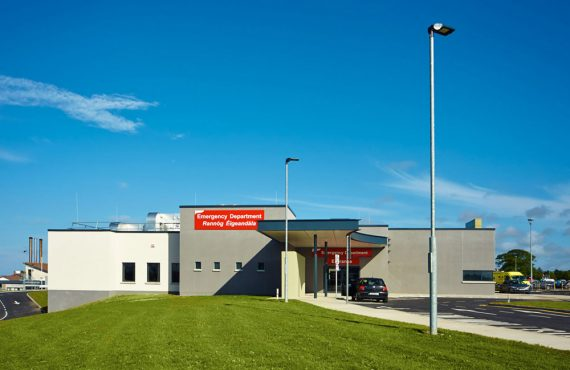 Wexford Emergency Department and Obstetric Theatre