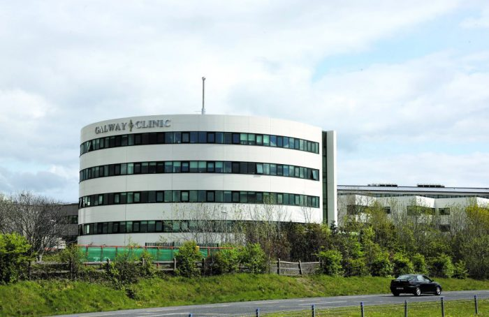 Galway Clinic Outpatients Dept