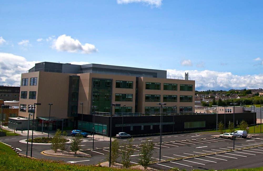 Letterkenny General Hospital CCU