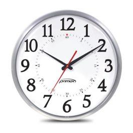 Synchronised Clock - Slim Metal Series Clock