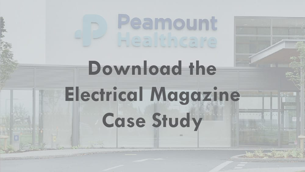 Electrical Magazine Peamount Hospital Case Study