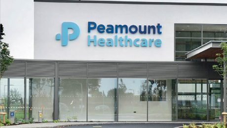 Peamount Hospital Project