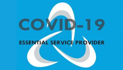 COVID-19 ESSENTIAL SERVICE PROVIDER