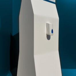 Corian® Hand Sanitising Stations